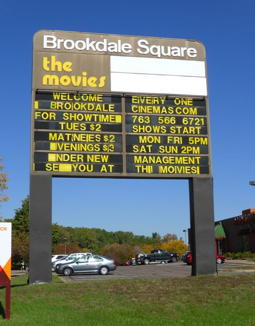 BROOKDALE 8 Cinemas Brooklyn Center, MN 1
