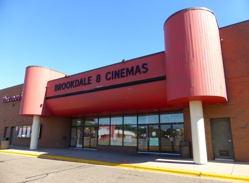 BROOKDALE 8 Cinemas Brooklyn Center, MN 22