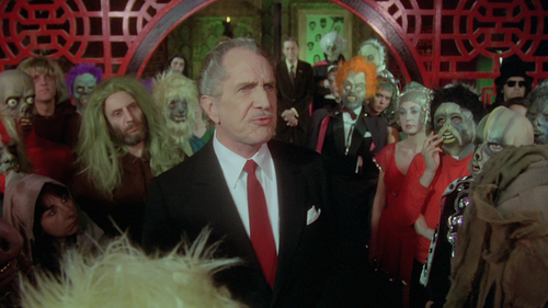 MONSTER CLUB Vincent Price