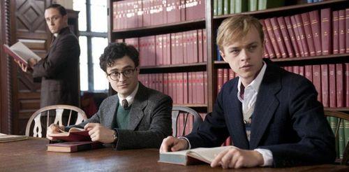 KILL YOUR DARLINGS Daniel Radcliffe