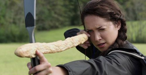STARVING GAMES 2