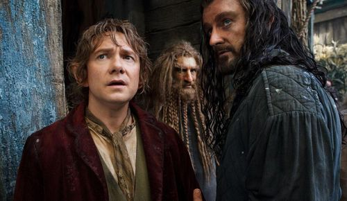 HOBBIT DESOLATION OF SMAUG 4
