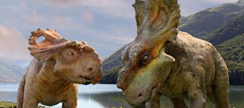 WALKING WITH DINOSAURS 1