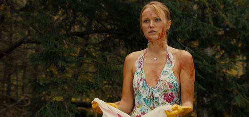 COTTAGE COUNTRY Malin Akerman
