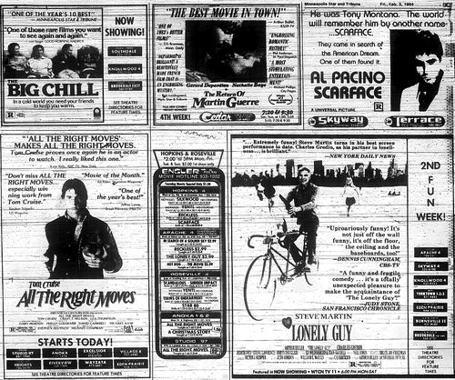 Minnesota Movie Ads 9