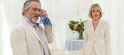 BIG WEDDING De Niro Keaton