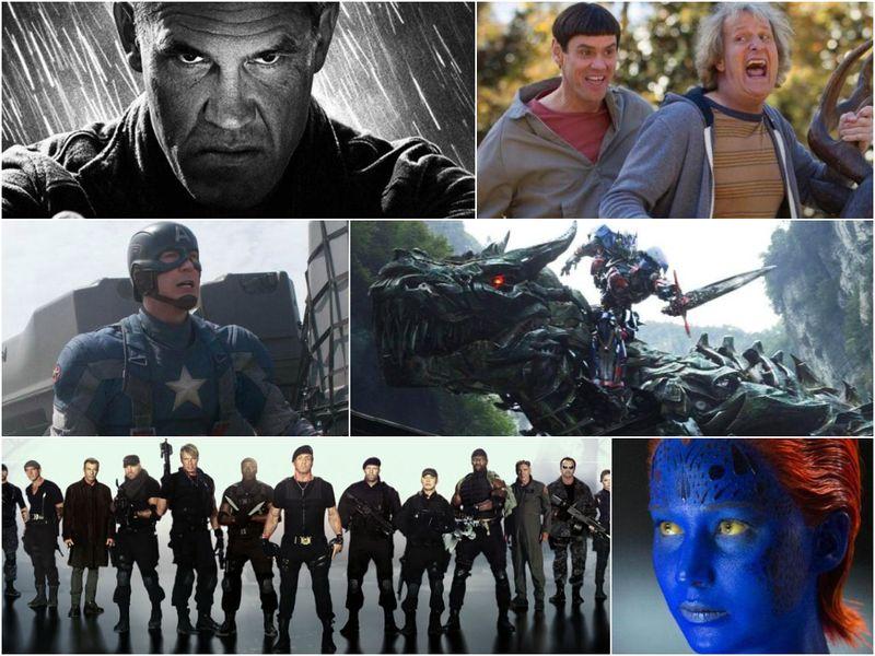 2014 Movie Year