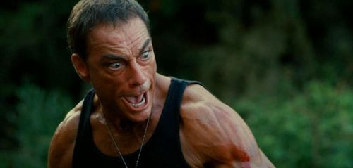 WELCOME TO THE JUNGLE Jean Claude Van Damme
