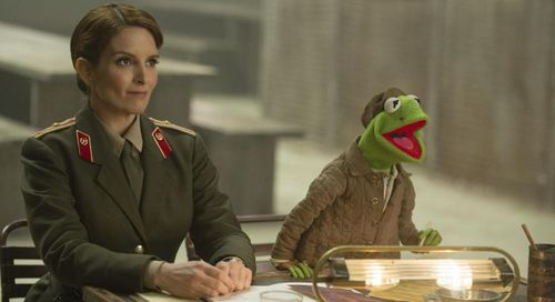 MUPPETS MOST WANTED Tina Fey