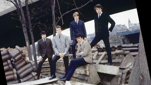 GLAD ALL OVER DAVE CLARK FIVE AND BEYOND