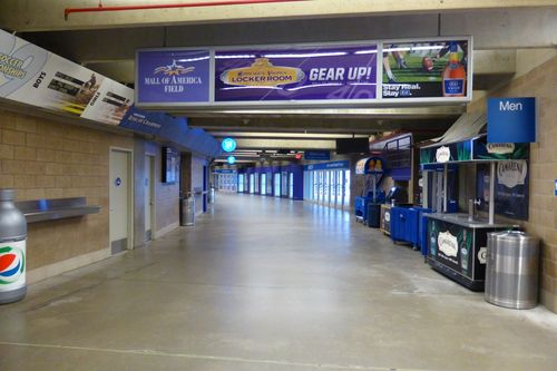 Minnesota Metrodome 46