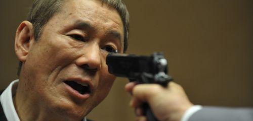 BEYOND OUTRAGE Takeshi Kitano