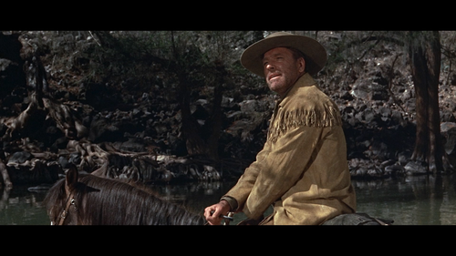 SCALPHUNTERS Burt Lancaster