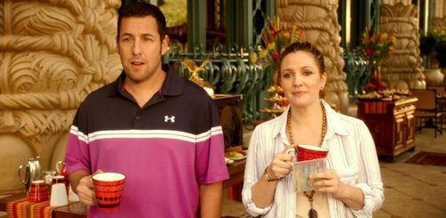 BLENDED Adam Sandler Drew Barrymore