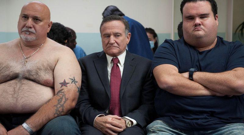ANGRIEST MAN IN BROOKLYN Robin Williams