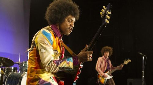 JIMI ALL IS BY MY SIDE Andre Benjamin