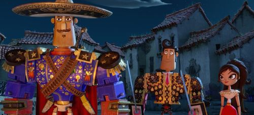 BOOK OF LIFE 2