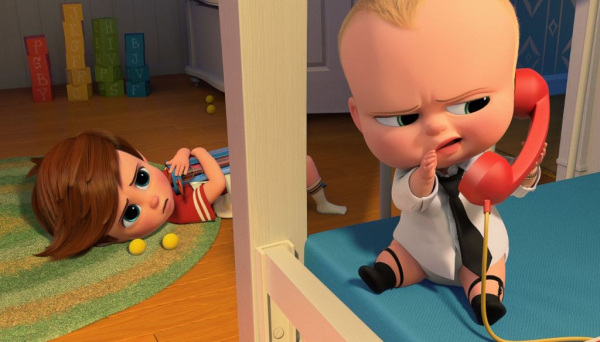 BOSS BABY 3