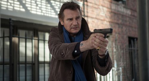 WALK AMONG THE TOMBSTONES 1