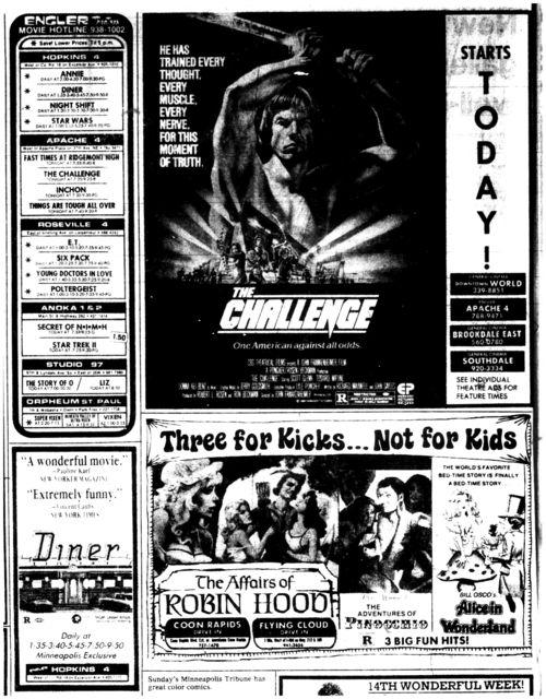 Hustler september 1982