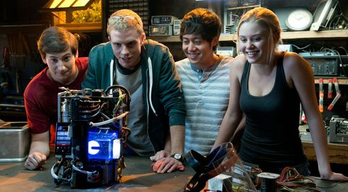 PROJECT ALMANAC 1
