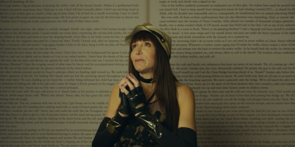 AUTHOR THE JT LEROY STORY 1