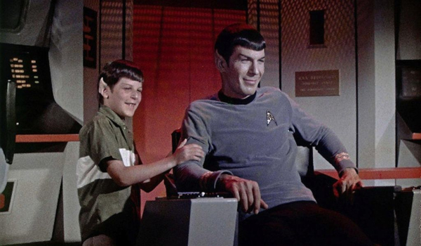 FOR THE LOVE OF SPOCK 1