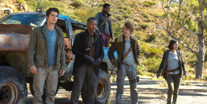 MAZE RUNNER THE DEATH CURE 1