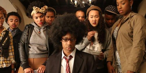 DEAR WHITE PEOPLE 1