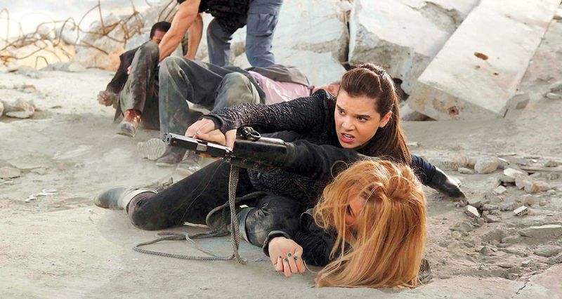 BARELY LETHAL Hailee Steinfeld