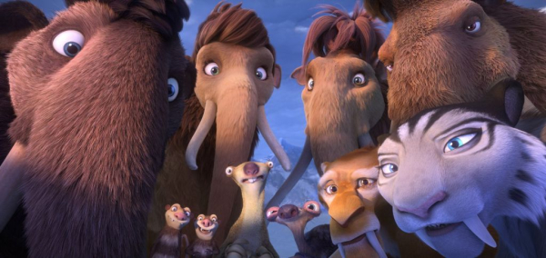 ICE AGE COLLISION COURSE 1