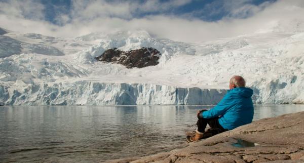 Antarctica - Ice and Sky 1
