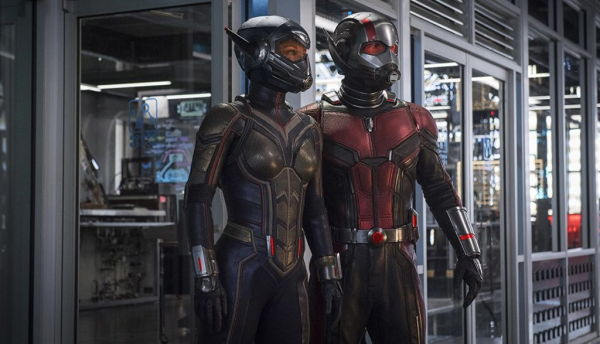 ANT MAN AND THE WASP 1