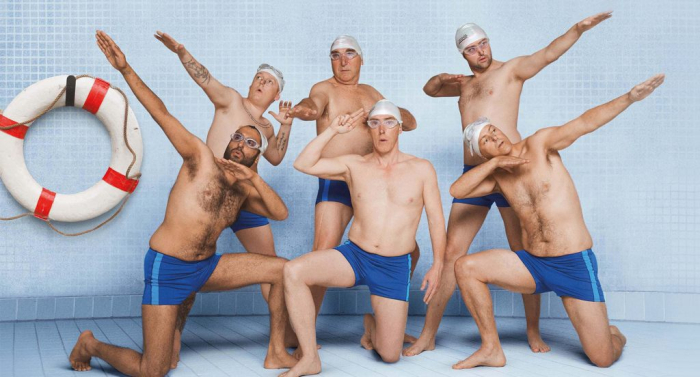 SWIMMING WITH MEN 3