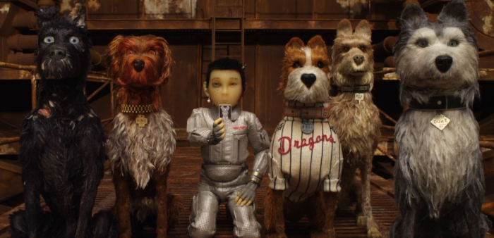 ISLE OF DOGS 1