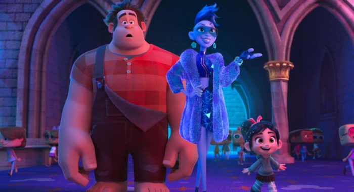 RALPH BREAKS THE INTERNET 3