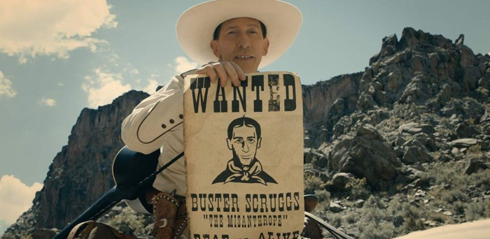 BALLAD OF BUSTER SCRUGGS 1