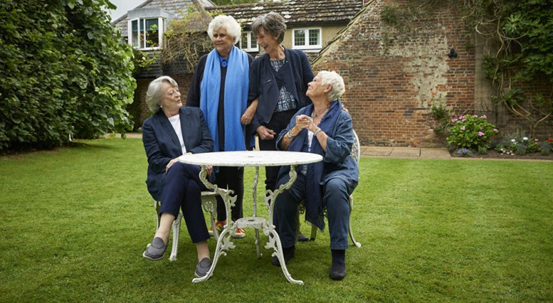 TEA WITH THE DAMES 1