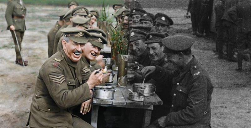 THEY SHALL NOT GROW OLD 2