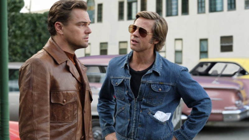 ONCE UPON A TIME IN HOLLYWOOD 1