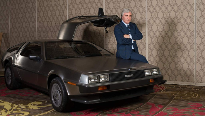 FRAMING JOHN DELOREAN 1