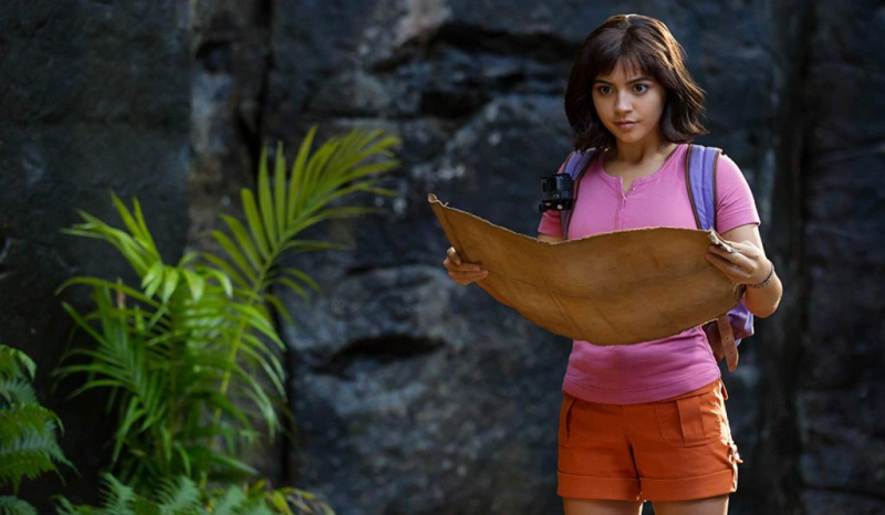DORA AND THE LOST CITY OF GOLD 1