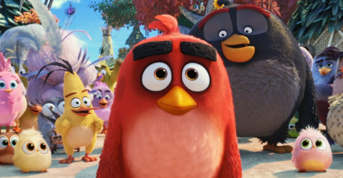 ANGRY BIRDS MOVIE 2 a