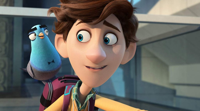 SPIES IN DISGUISE 1