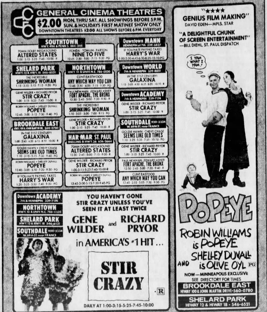 Minnesota Movie Ads 16