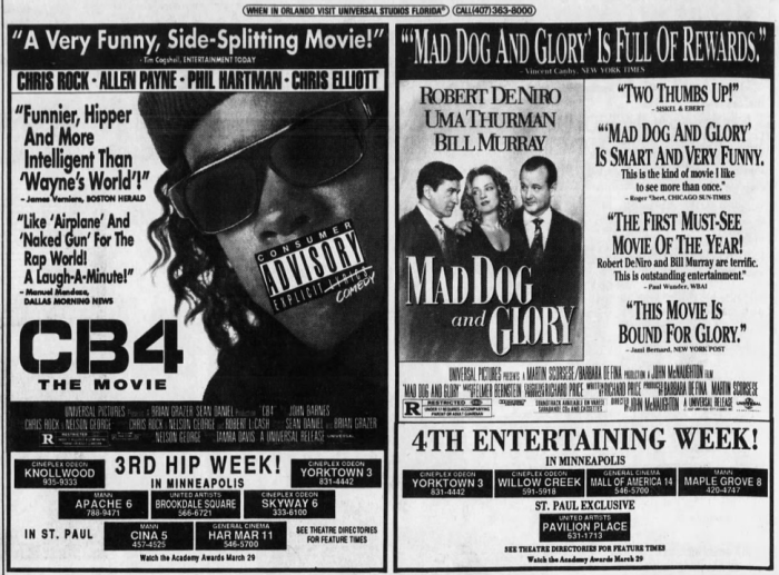 Minnesota Movie Ads 12