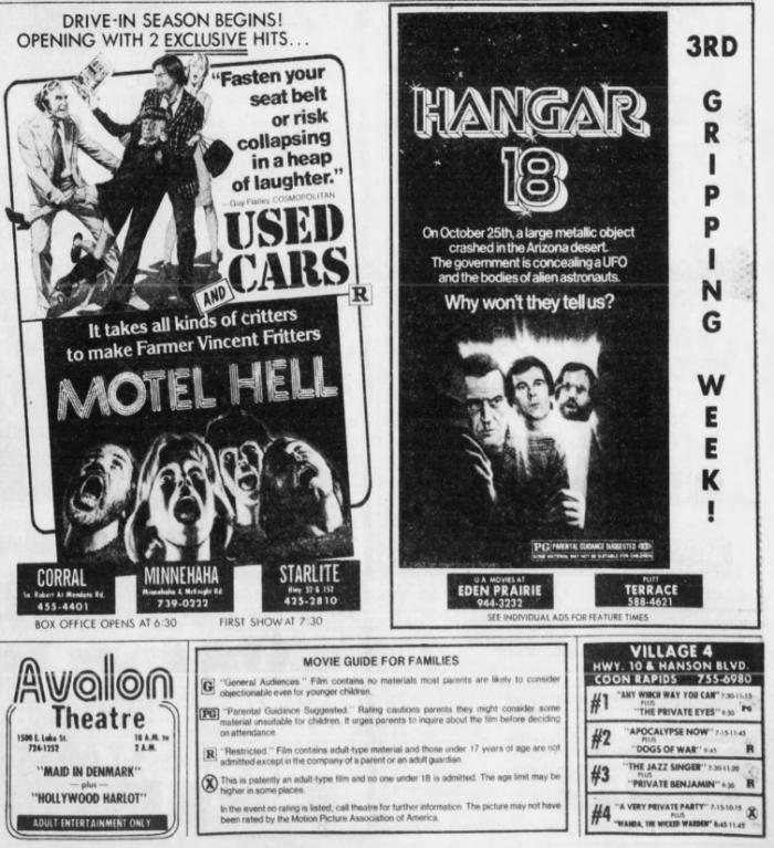 Minnesota Movie Ads 10
