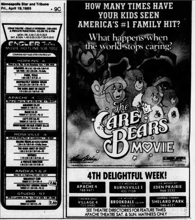 Minnesota Movie Ads 14