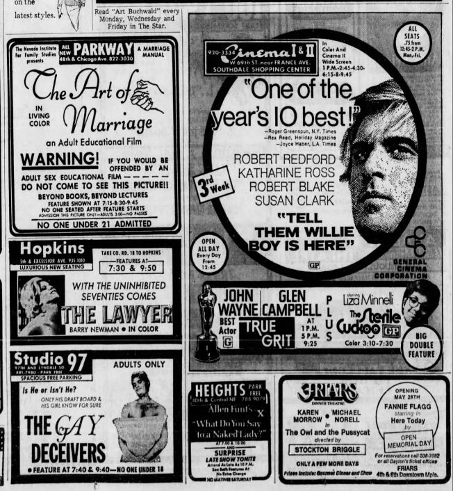 Minnesota Movie Ads 7