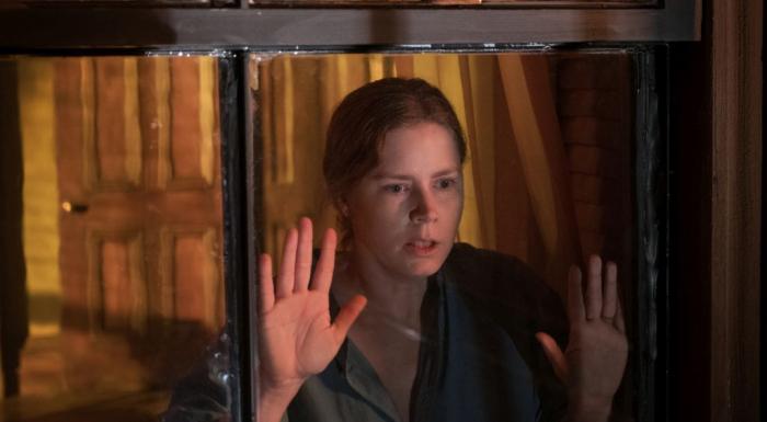 WOMAN IN THE WINDOW 1